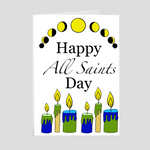 All Saints Day Greeting Card
