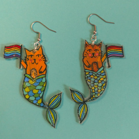 Mercat Earrings