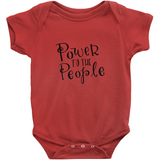 Power to the People Onesie