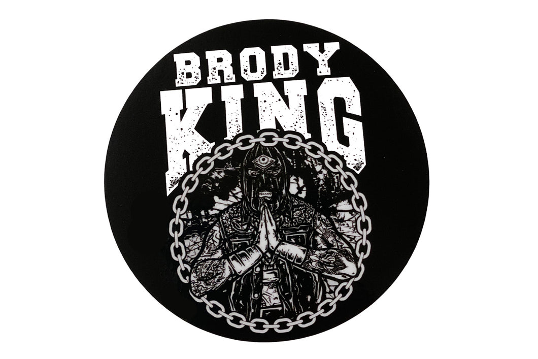 Brody King OTD Sticker