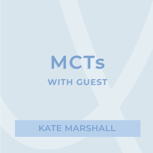 MCTs with Kate | AURA MIND & BODY