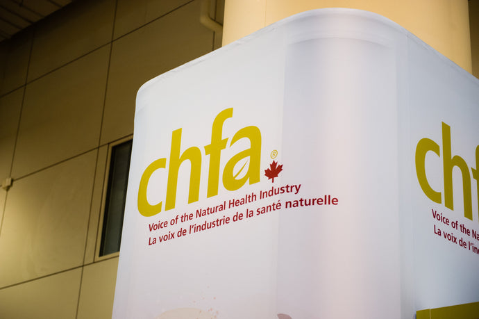 AURA Launches at Canadian Health Food Show