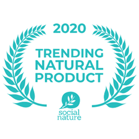 AURA Nutrition 2020 Trending Natural Product Announcement by Social Nature
