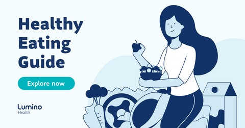 Lumino Health Featured: Healthy Eating Guide