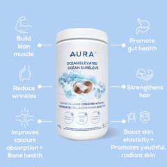 AURA Nutrition Ocean Elevated Collagen Blog Post