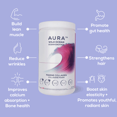 AURA Nutrition Wild Ocean Collagen Blog Post
