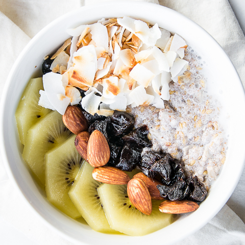 AURA Oatmeal Bowl Recipe