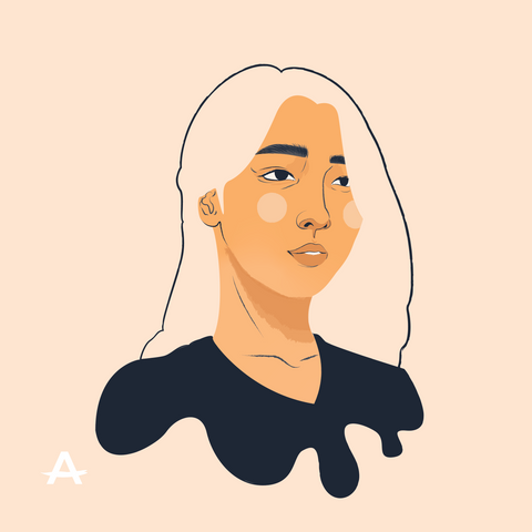 AURA Team Sarah Choi Lead Graphic Designer