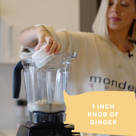 AURA KITCHEN | IMMUNITY BOOSTER SMOOTHIE