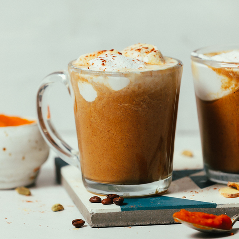 AURA PSL Latte Recipe