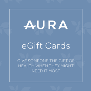 AURA™ Gift of Health eGift Card