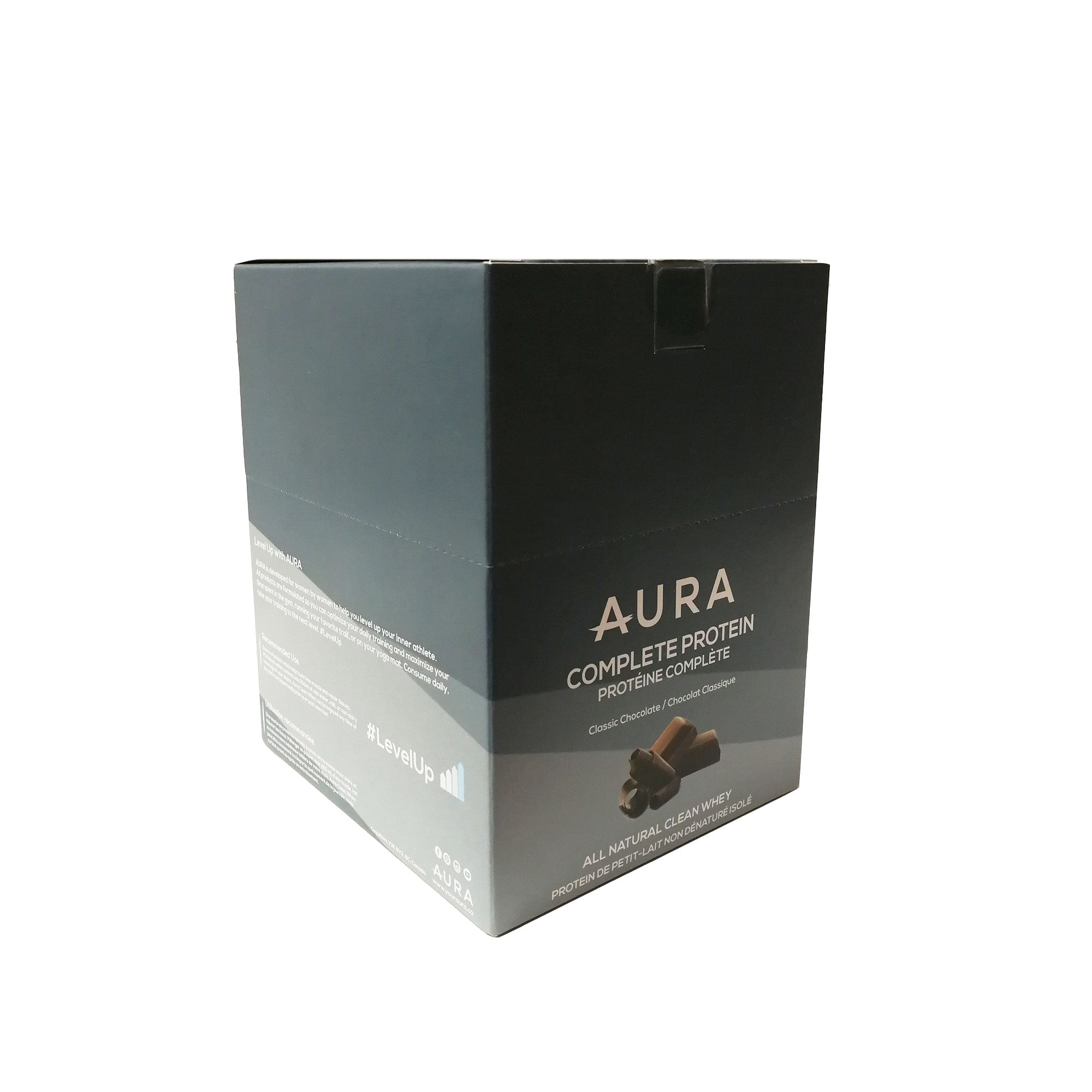AURA™ Complete Protein - Individual Sachets - Box of 10 x 36g