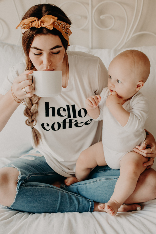 Hello Coffee T-Shirt