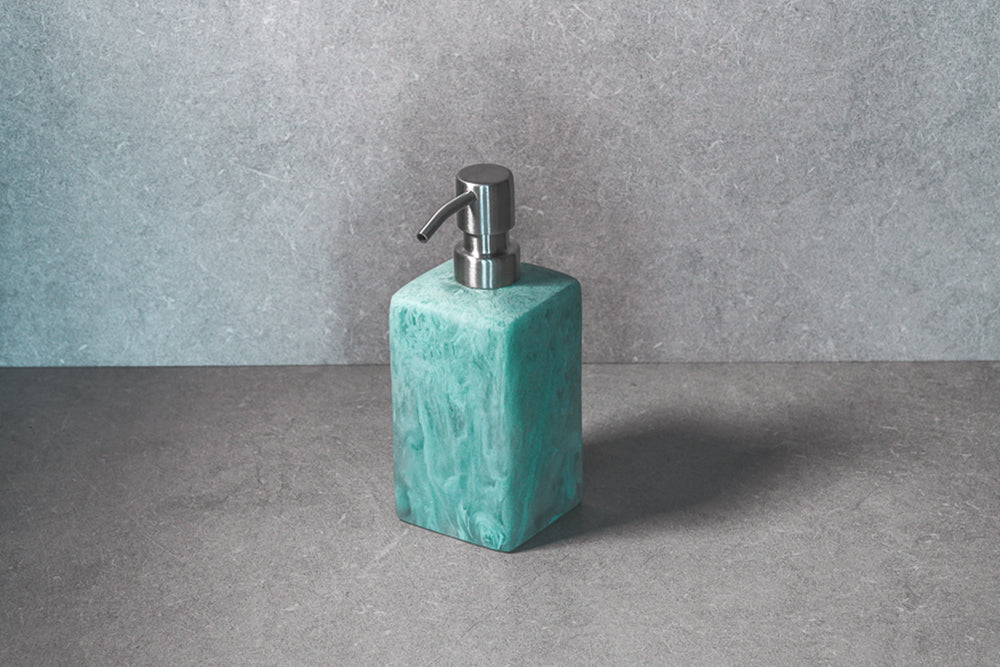 Soap Dispenser - Aqua