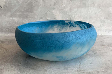 Cove Bowl - Dusty Blue