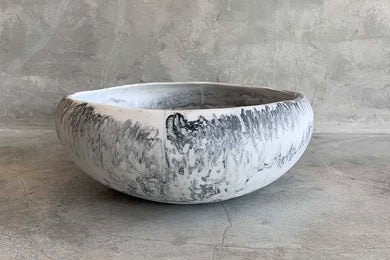 Cove Bowl - Marble