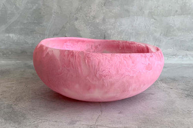 Cove Bowl - Dusty Pink