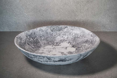 Large Salad Bowl - Marble