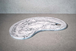 Palette Cheese Board - Marble