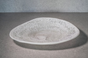 Organic Fruit Bowl - White