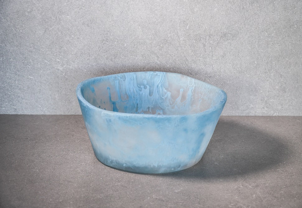 Salad Bowl - Dusty Blue