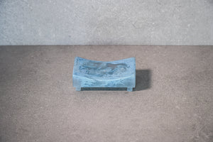 Soap Dish - Dusty Blue