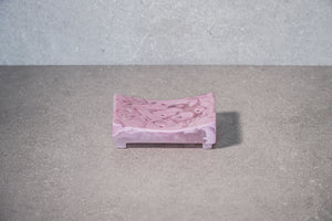 Soap Dish - Dusty Pink
