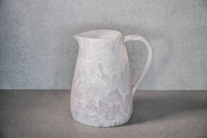 Water Jug - White