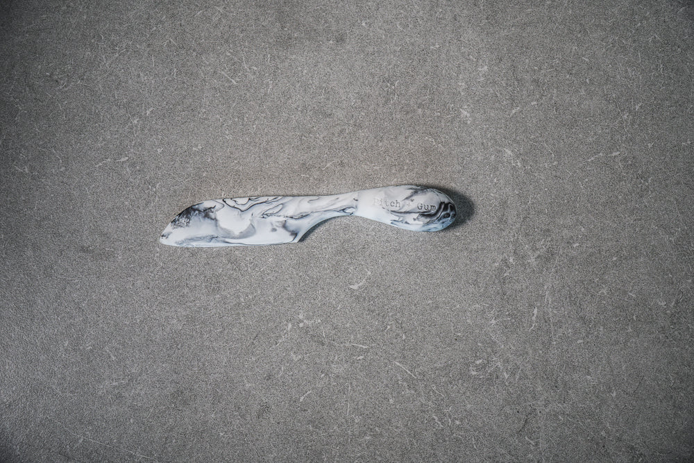 Cheese Knife - Marble