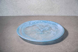 Large Plate - Dusty Blue