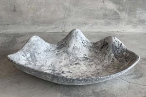 Shell Dish - Marble