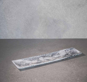 Oblong Tray - Marble