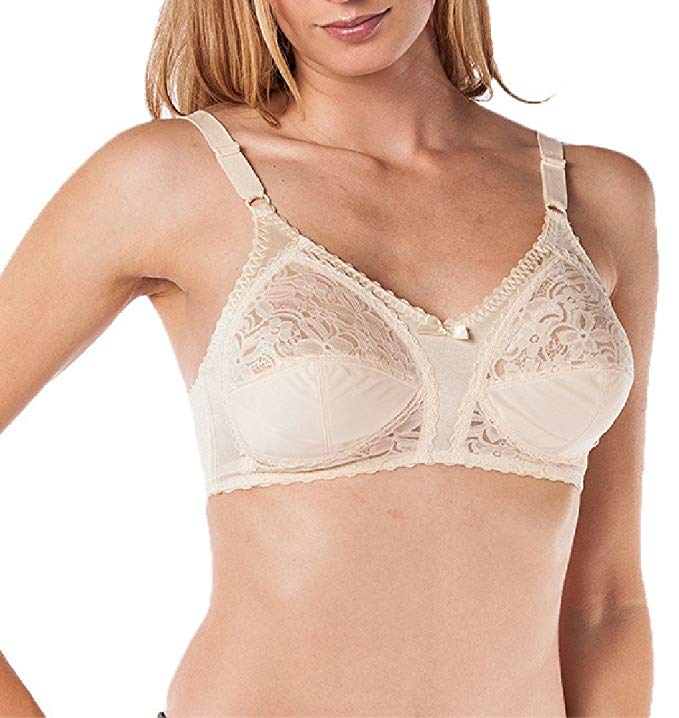 Gelmart Full Fashioned Bra (Nude)