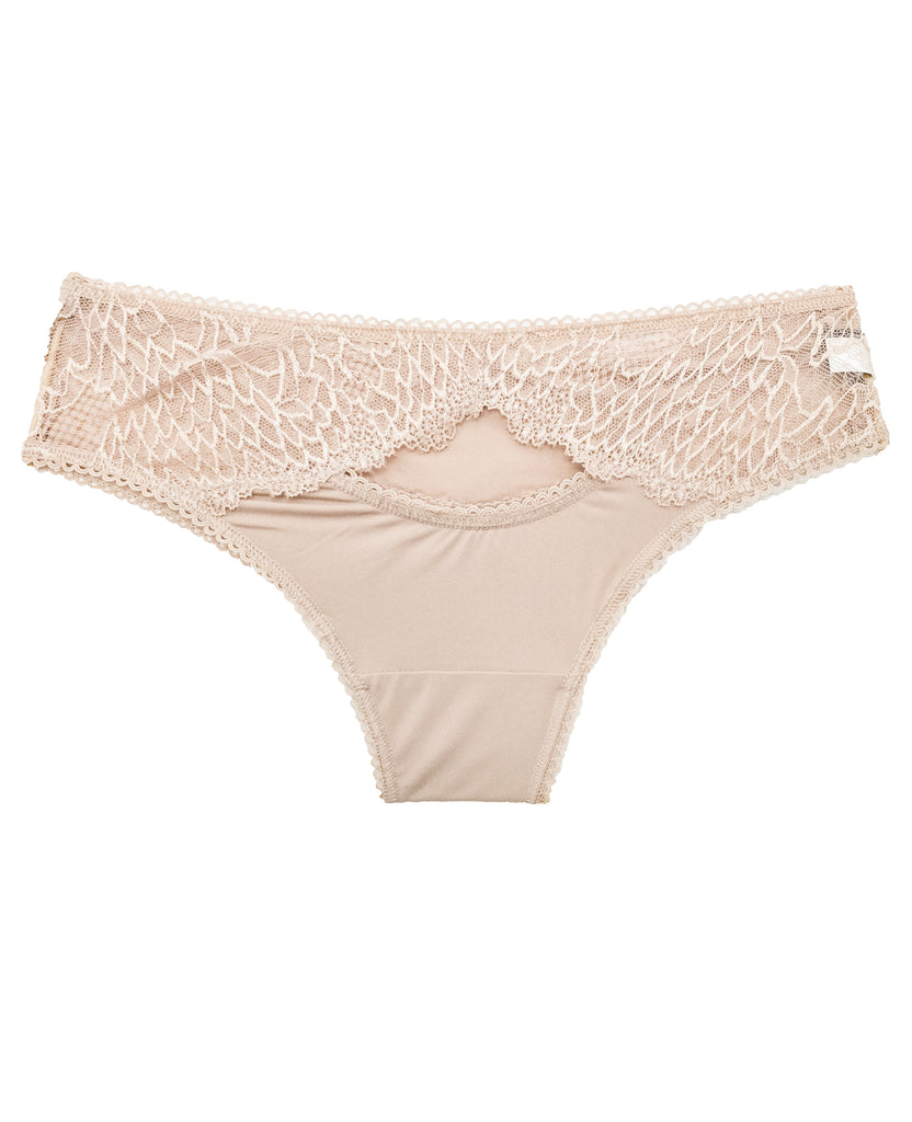 Sexy Panties for Women Lace Back Keyhole Underwear Small - 3X Plus Size 3 Pack
