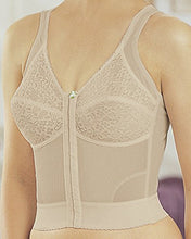 Load image into Gallery viewer, Gelmart Longline Straight and Tall Posture Bra (Nude)