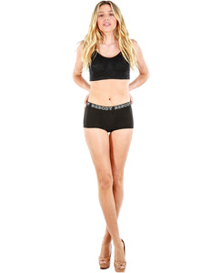 Cotton Boyshort Panties - 1pc