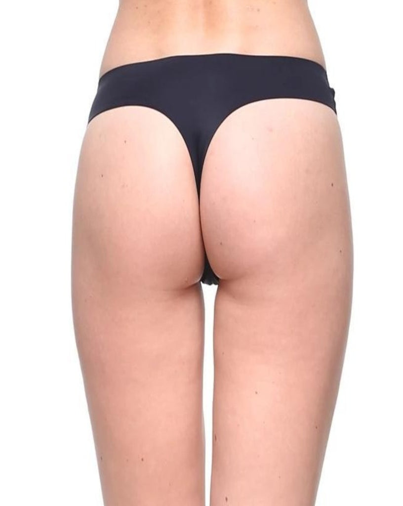 Seamless No-Show Thong Panties(6 Pack)