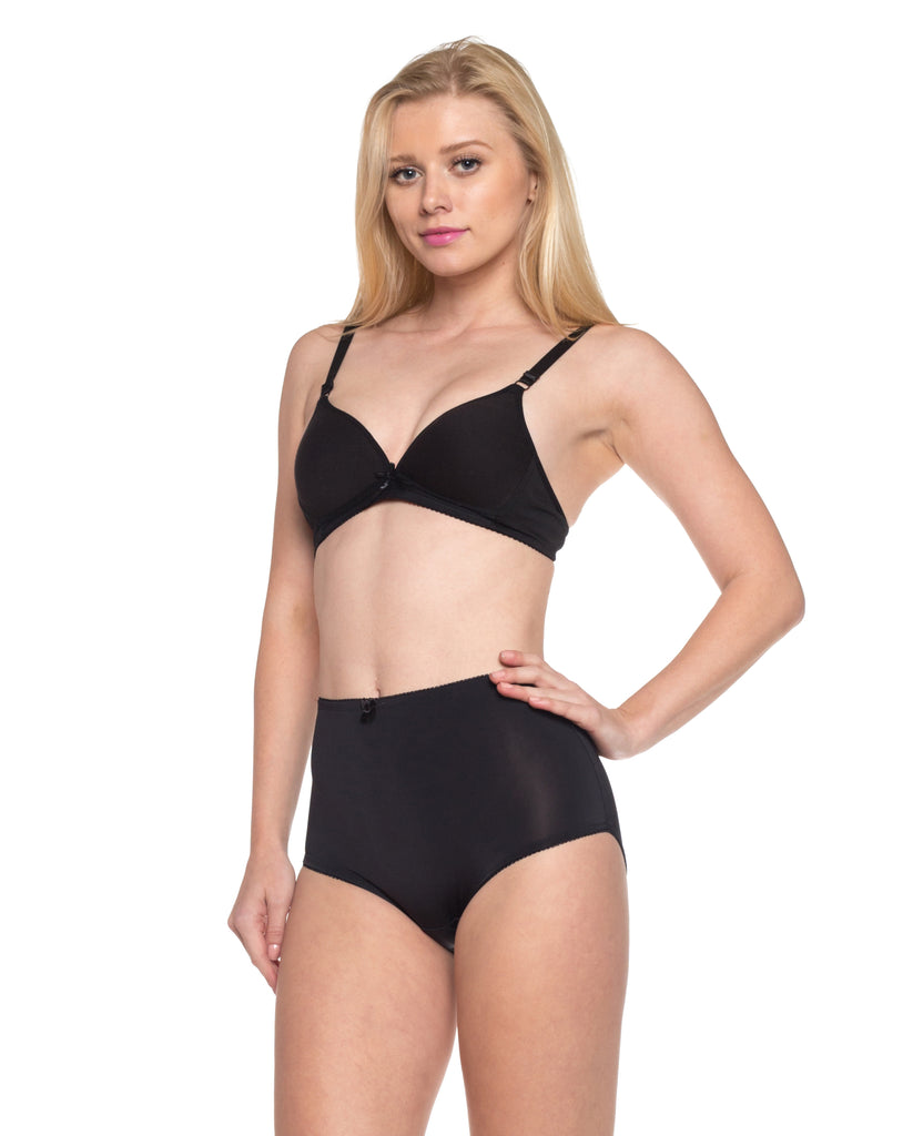 High Waist Brief - 1pc