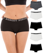 Load image into Gallery viewer, Cotton Boyshort Panties - 1pc