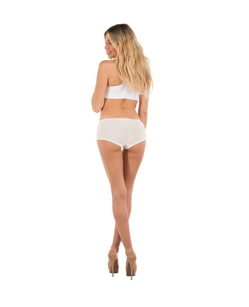 Organic Cotton Brief Panties (3 Pack)