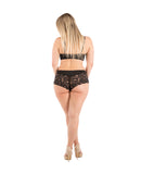 Lace Boyshort Panties(6 Pack)