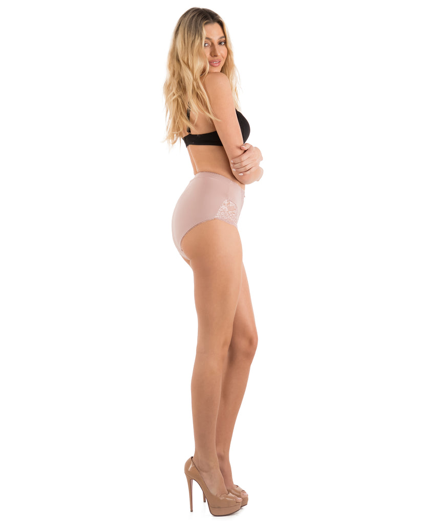 Light Control Full Coverage Girdle Panties(6 Pack)