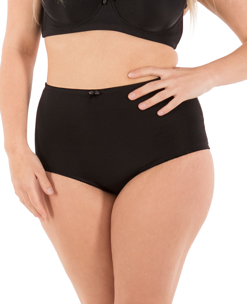 High-Waist Tummy Control Girdle Panties(6 Pack)