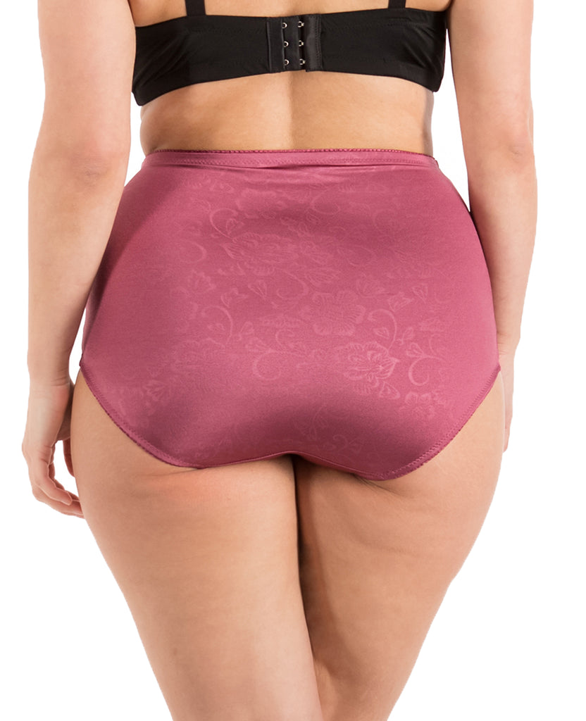 High-Waist Tummy Control Girdle Panties (6 Pack)
