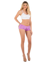Load image into Gallery viewer, Satin Full Coverage Boyshort Panties(6 Pack)