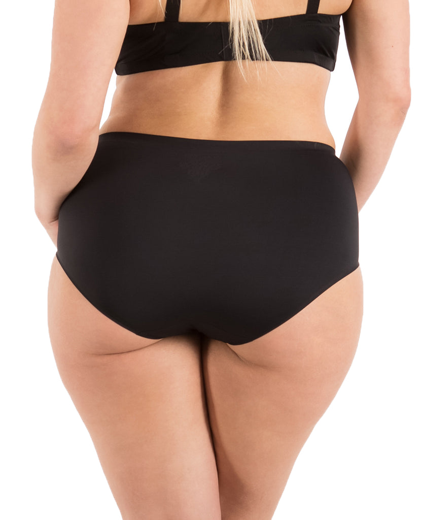 Seamless No-Show High Waisted Panties (6 Pack)
