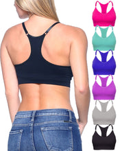 Load image into Gallery viewer, Wirefree Seamless  Bras (6 Pack)