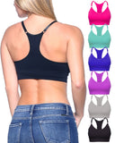 Wirefree Seamless  Bras (6 Pack)