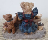 Boyds Bears - Justina and M. Harrison