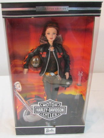 Harley-Davidson Barbie Doll
